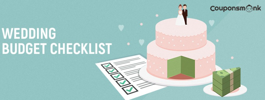 how to create an exclusive wedding budget checklist blog