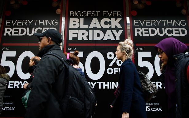 Expect from Black Friday