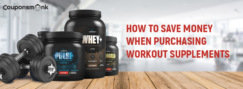 Save Money When Purchasing Supplements