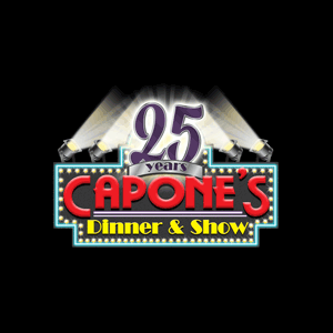 Capones Dinner & Show Adult Tickets Regular